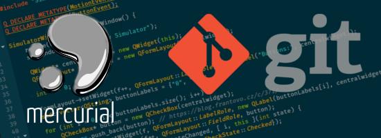 Mercurial a Git – zálohujeme zdrojové kódy