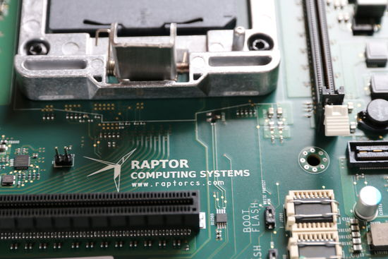 OpenPOWER CPU a deska Blackbird